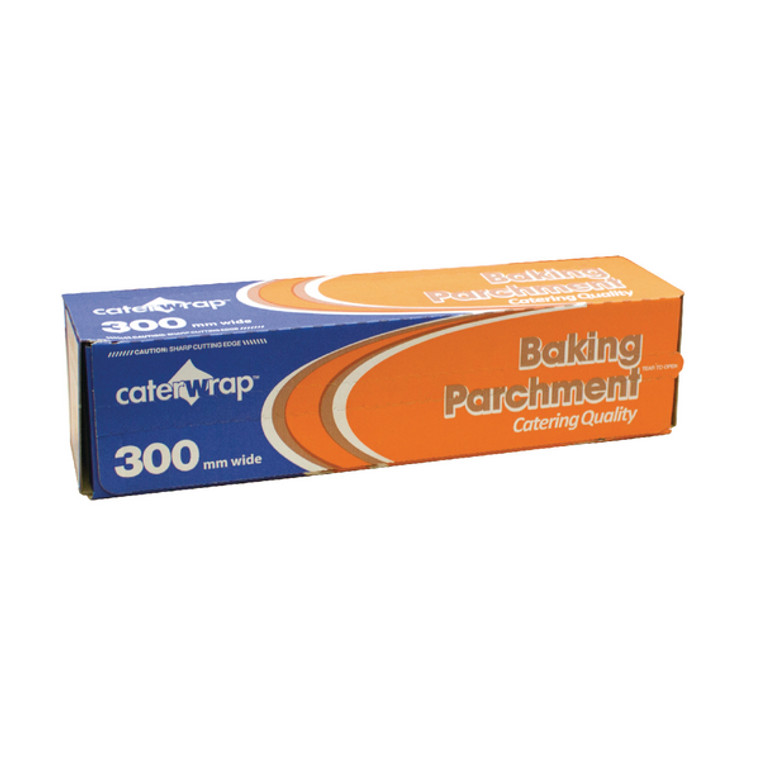 WR21260 Caterwrap Baking Parchment Paper 300mmx75 Metres 21C26
