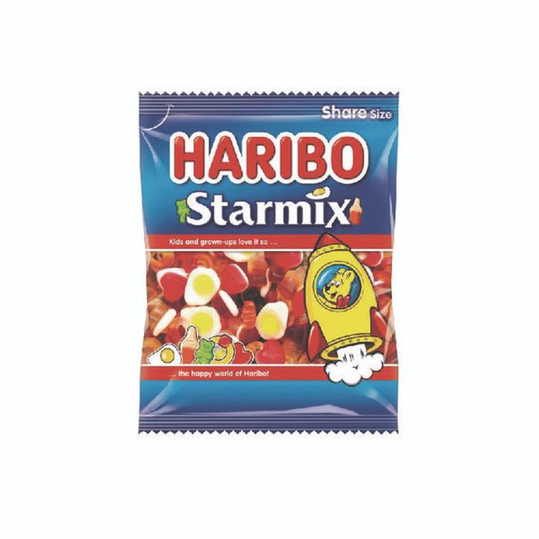 HB92763 Haribo Starmix 140g Bag Pack 12 730730