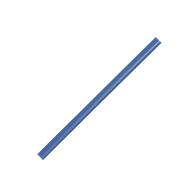DB290106 Durable A4 Blue 6mm Spine Bars Pack 100 2901 06