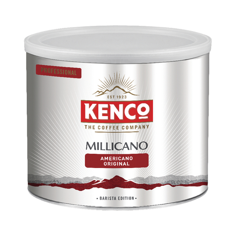 KS11433 Kenco Millicano Whole Bean Instant Coffee 500g 130947