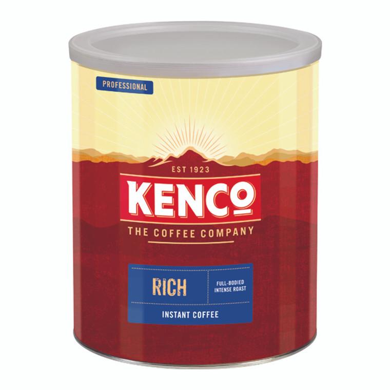 KS16233 Kenco Really Rich Freeze Dried Instant Coffee 750g 4032089
