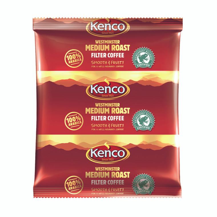 KS62034 Kenco Westminster 3 Pint Coffee Sachet Pack 50 756880