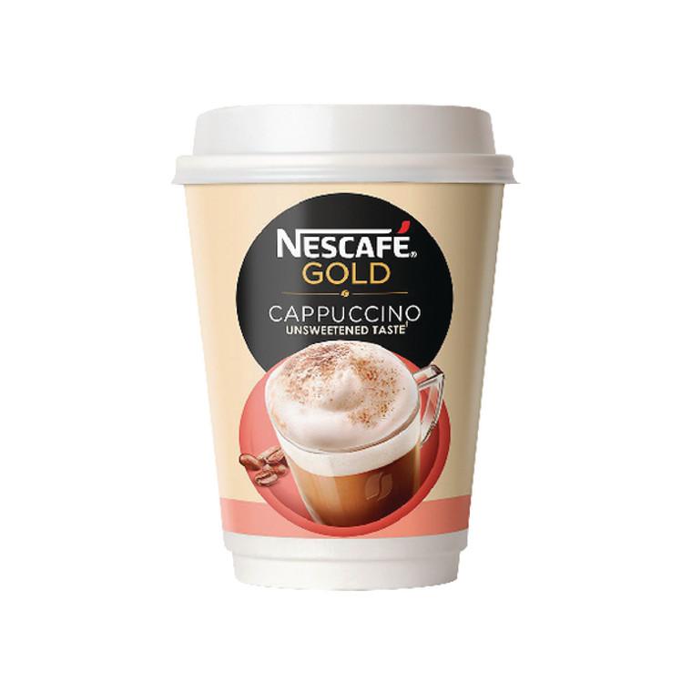 NL52543 Nescafe Go Cappuccino Pack 8 12367461