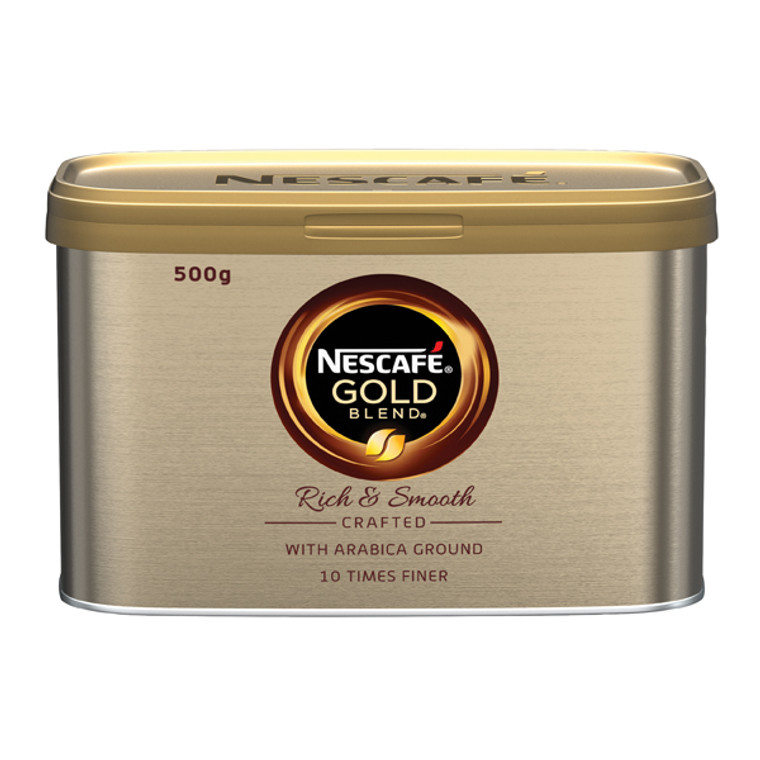 AU93310 Nescafe Gold Blend Coffee 500g 12284101