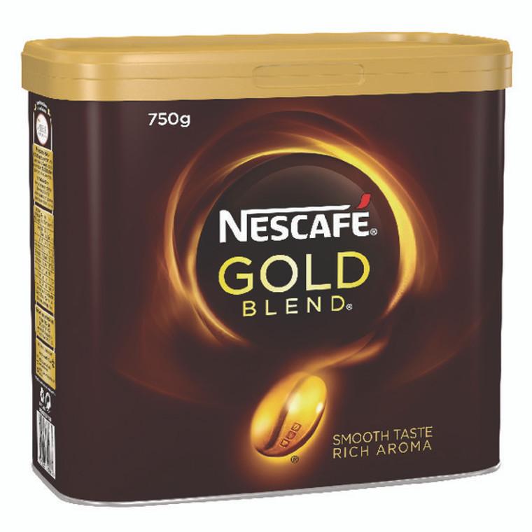NL82020 Nescafe Gold Blend Coffee 750g 12284102