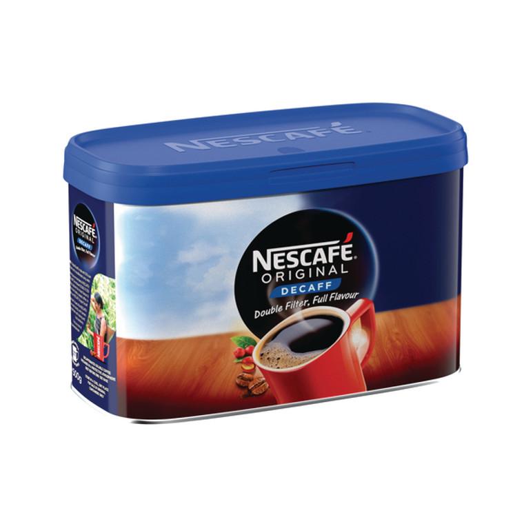 NL60870 Nescafe Decaffeinated Instant Coffee 500g 12315569