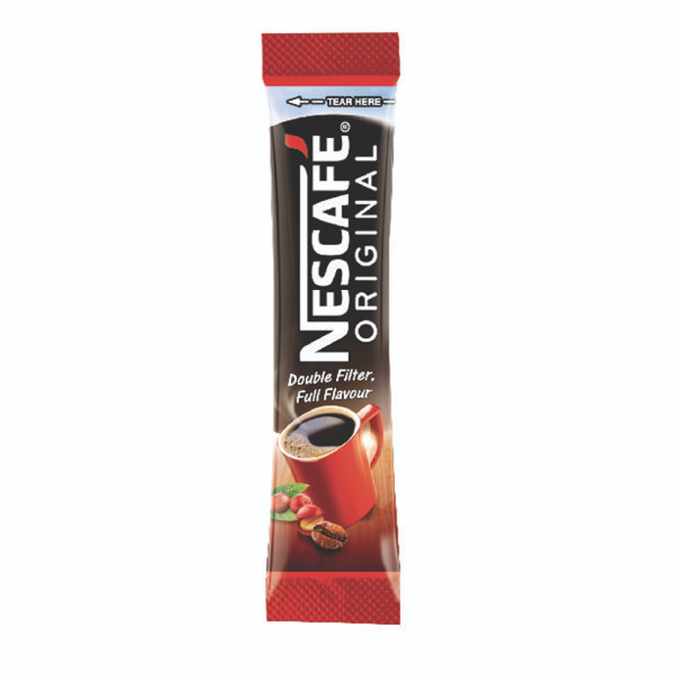 NL72756 Nescafe One Cup Sticks Coffee Sachets Pack 200 12315596