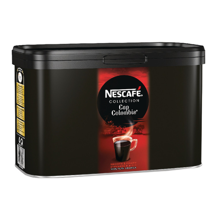 NL60720 Nescafe Cap Colombie Instant Coffee 500g Will make around 277 cups coffee 12284223