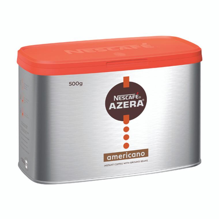 NL06553 Nescafe Azera Americano Instant Coffee 500g Tin