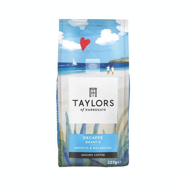 TH55109 Taylors Decaffeinated Roast Ground Coffee 227g 3687
