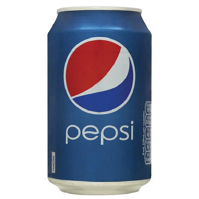 BRT00145 Pepsi 330ml Cans Pack 24 0402007