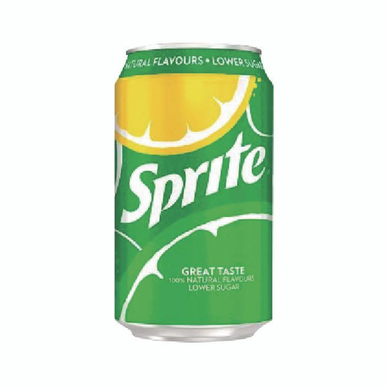 BZ13277 Sprite Lemon Lime Canned Drink 330ml Pack 24 0402008