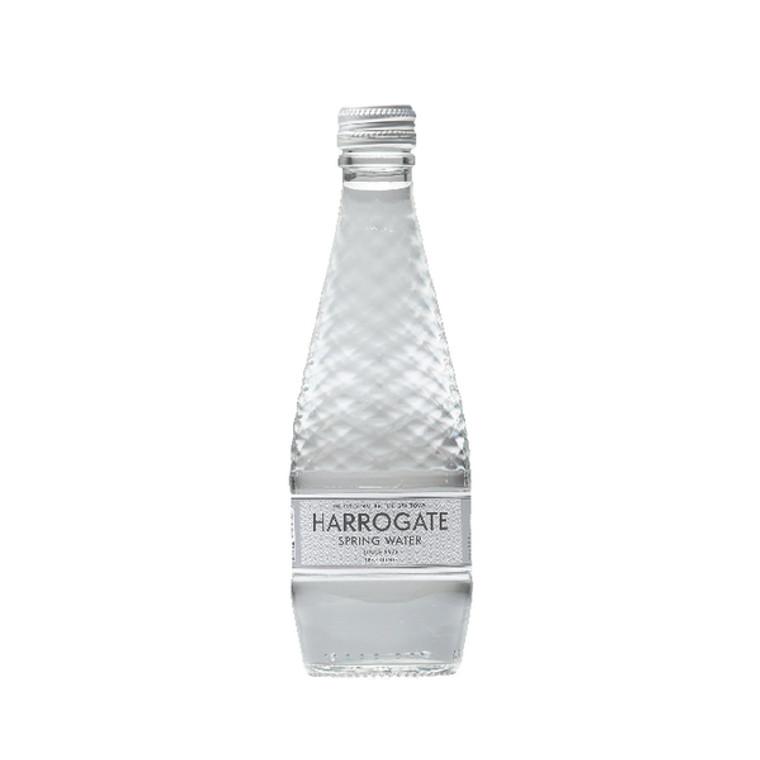 HSW35103 Harrogate Sparkling Spring Water Glass Bottle 330ml Pack 24 G330242C