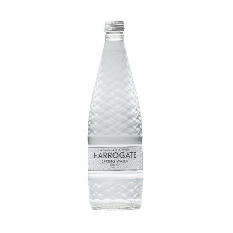 HSW35112 Harrogate Sparkling Spring Glass Bottle 750ml Pack 12 G750122C