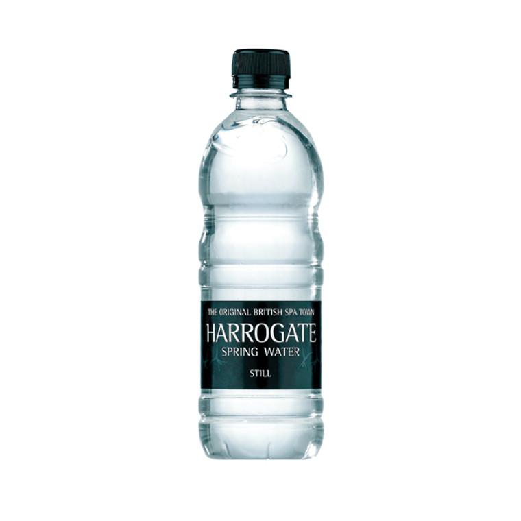 HSW35105 Harrogate Still Spring Water 500ml Plastic Bottle Pack 24 P500241S