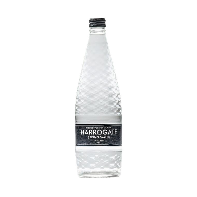 HSW35111 Harrogate Still Spring Water 750ml Glass Bottle Pack 12 G330241S