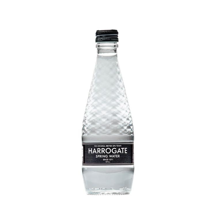 HSW35101 Harrogate Still Spring Water 330ml Glass Bottle Pack 24 G330241S