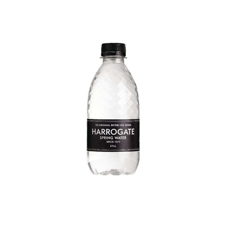 HSW35011 Harrogate Still Spring Water 330ml Plastic Bottle Pack 30 P330301S