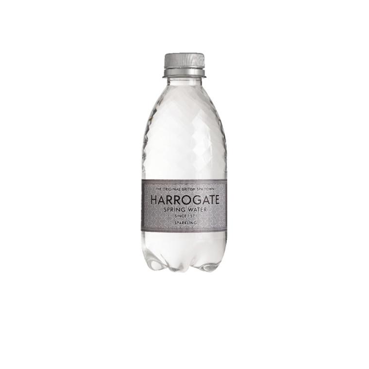 HSW35146 Harrogate Sparkling Spring Water 330ml Plastic Bottle Pack 30 P330302C
