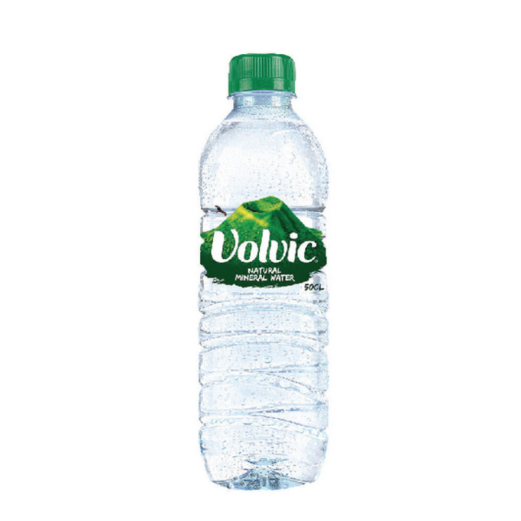 DW11164 Volvic Water 50cl Pack 24 11080022