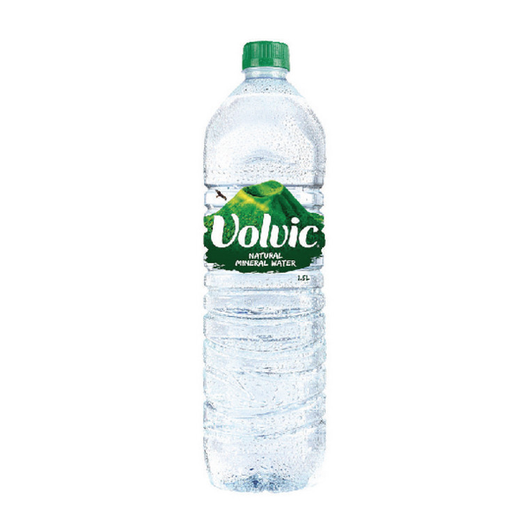 DW11205 Volvic Mineral Water 1 5 litre Provides excellent hydration Pack 12 8873