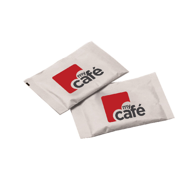 AU00377 MyCafe White Sugar Sachets Perfect both tea coffee Pack 1000 AU00377