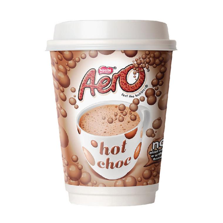 NL52507 Nescafe Go Aero Hot Chocolate Pack 8 12367662