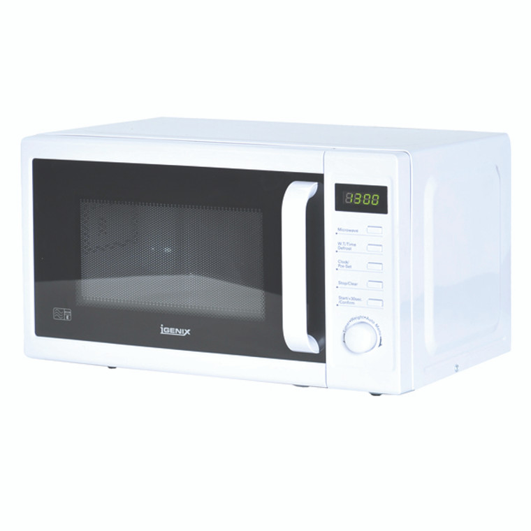 HID81260 Microwave Oven 800W White W440 x D330 x H259mm IG2082