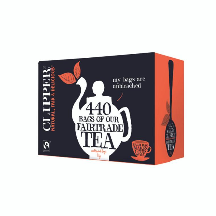 BZ94201 Clipper Fairtrade Everyday Tea Bags Pack 440 A06816