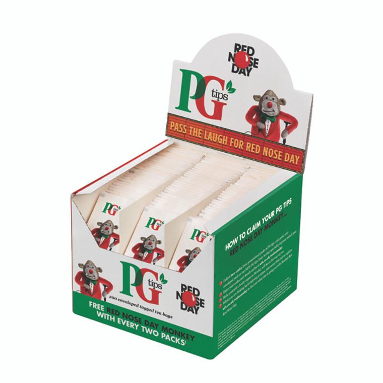 VF59196 PG Tips Envelope Tea Bag Pack 200 15919699