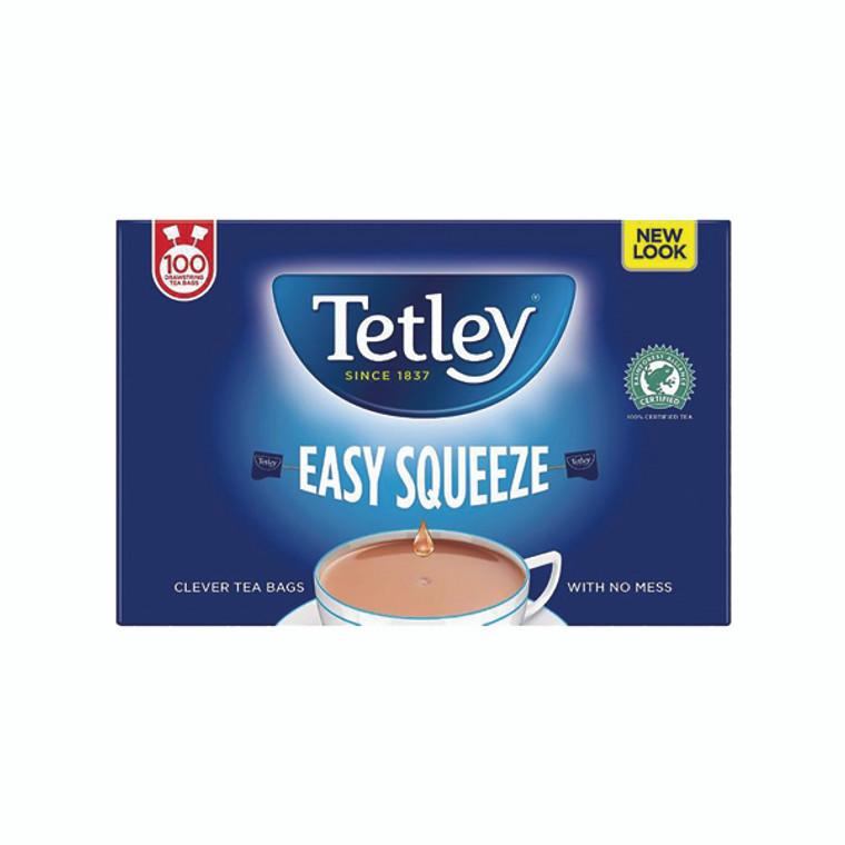 TL11050 Tetley Drawstring Tea Bag Pack 100 1050A