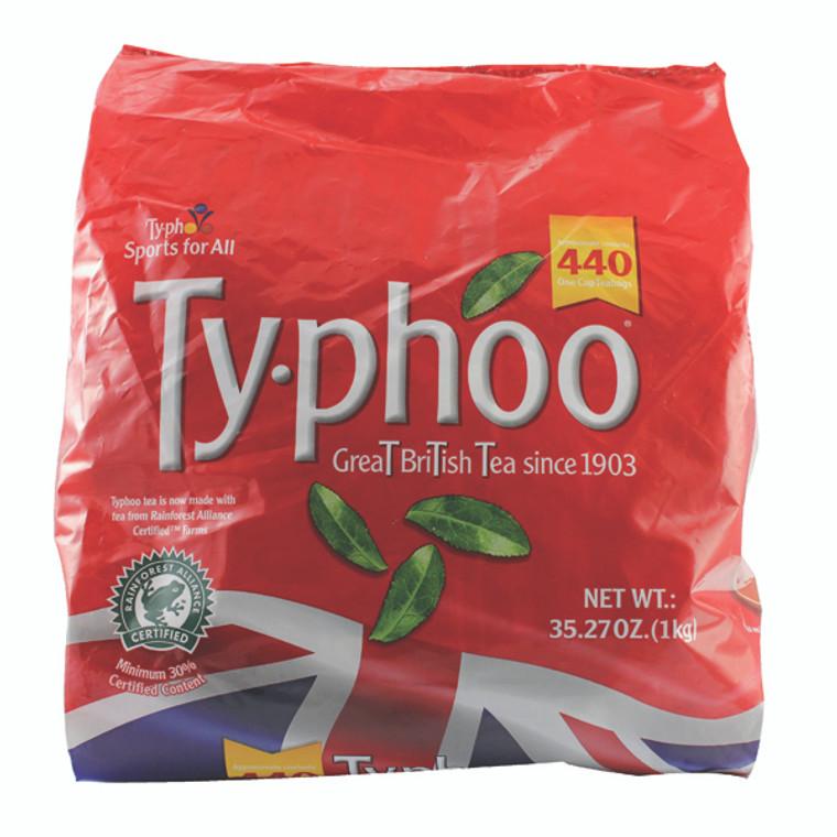 AU60723 Typhoo One Cup Tea Bag Pack 440 CB030