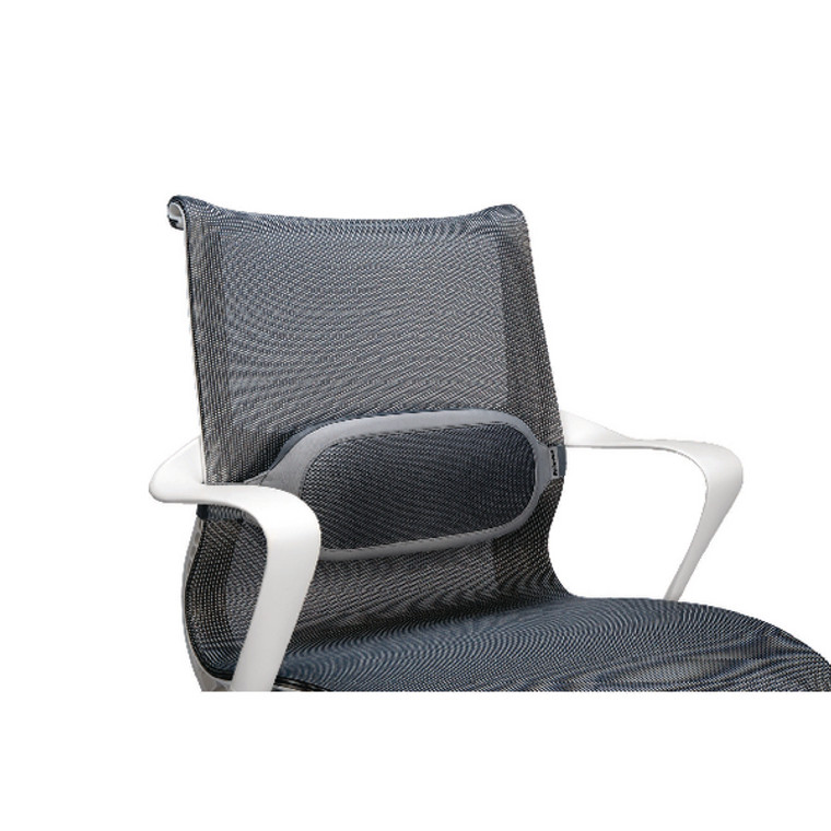 BB66418 Fellowes I-Spire Lumbar Cushion Grey 8042201