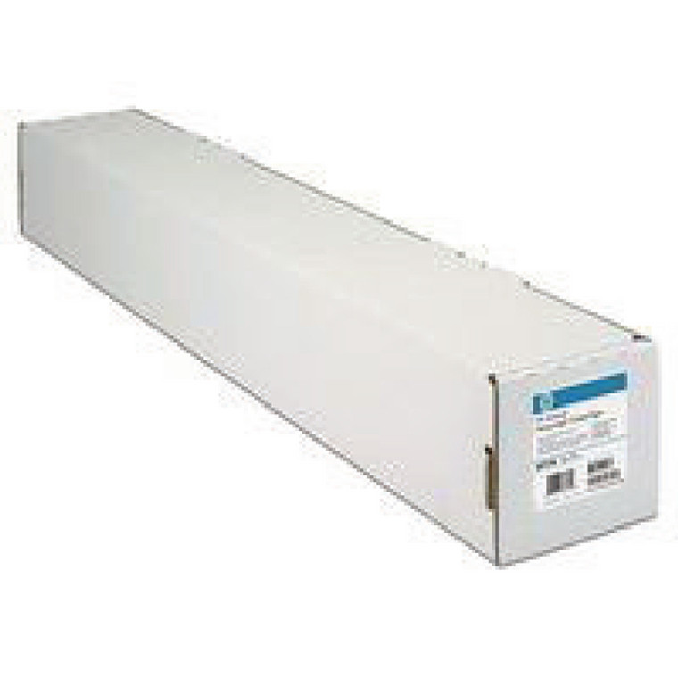 HPQ1444A HP Bright White Inkjet Paper 841mm x45 7m Quality 90 gsm paper reduces amount smear Q1444A