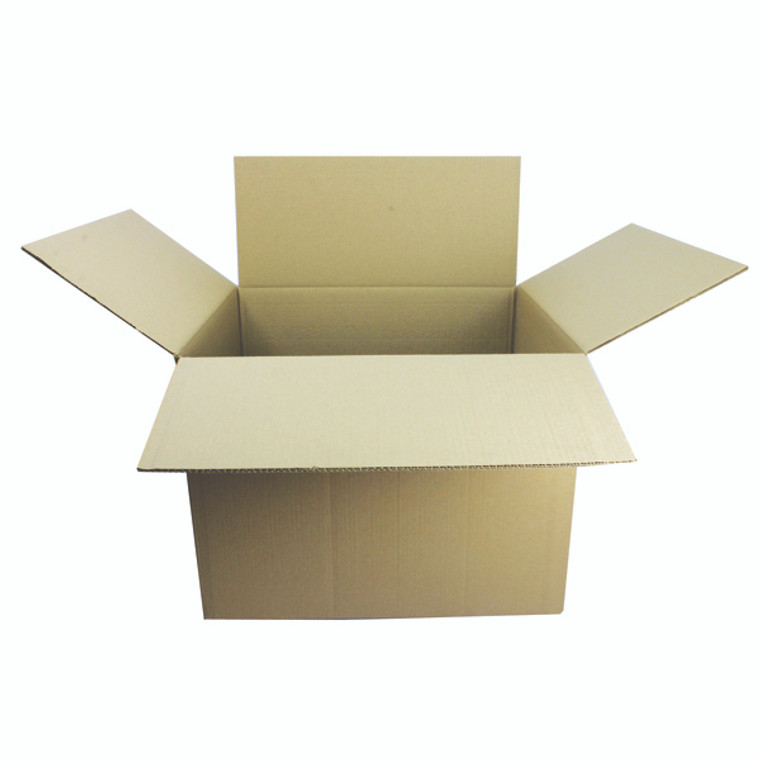 JF00548 Double Wall Corrugated Dispatch Cartons 599x510x410mm Brown Pack 15 SC-19