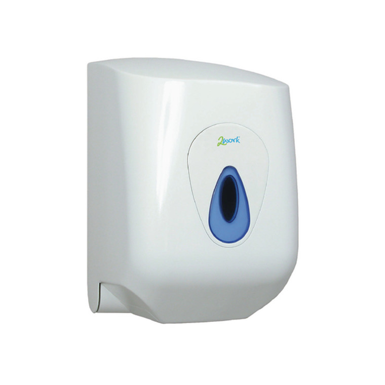 CT34083 2Work Mini Centrefeed Hand Towel Dispenser CT34083