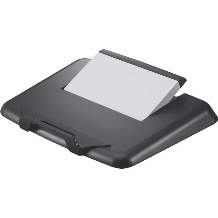 KF20078 Q-Connect Laptop Stand Black KF20078