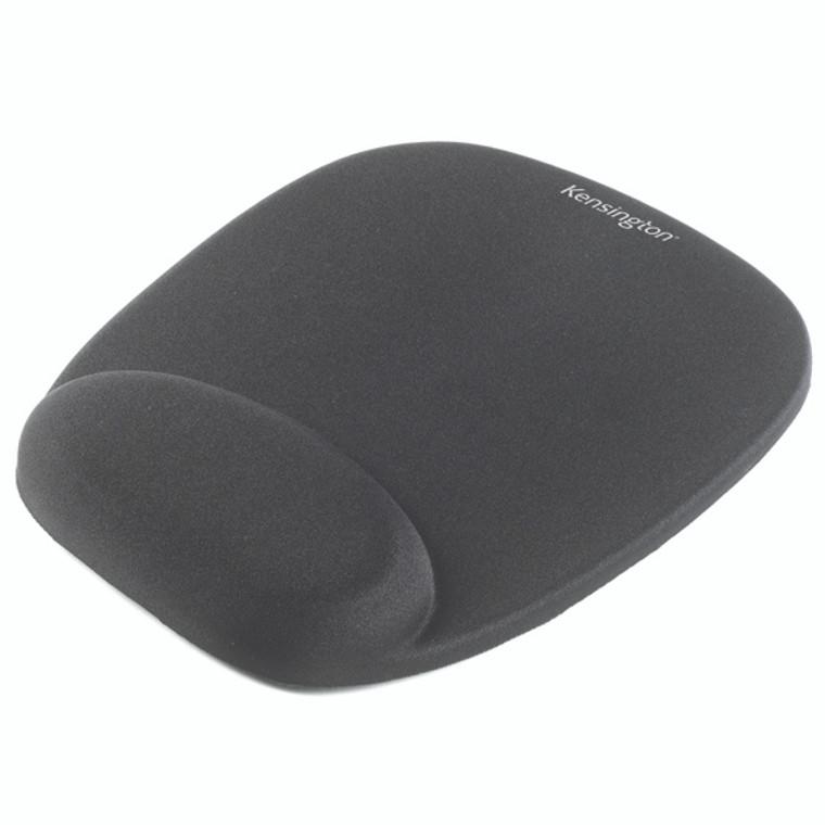 AC62384 Kensington Foam Mouse Pad Black 62384
