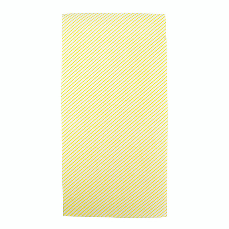 CPD30025 2Work All-Purpose Cloth 600x300mm Yellow Pack 50 102840YL