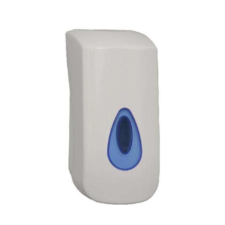CPD04903 2Work Bulk Fill Hand Soap Dispenser White KDDBC32