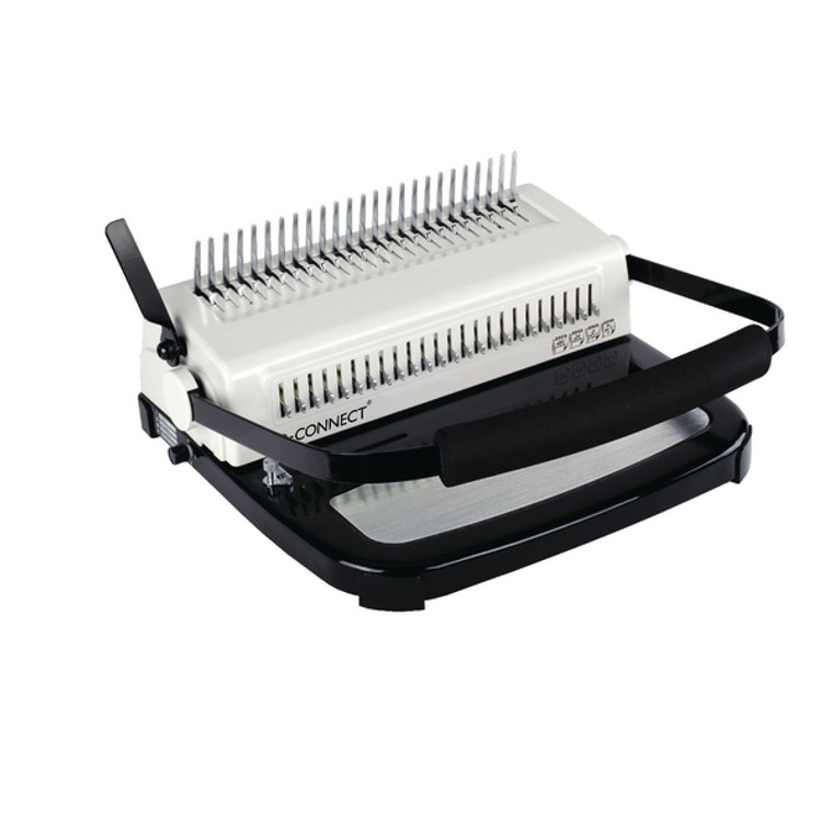 KF16763 Q-Connect Professional 21 Hole Comb Binder 25 KF16763