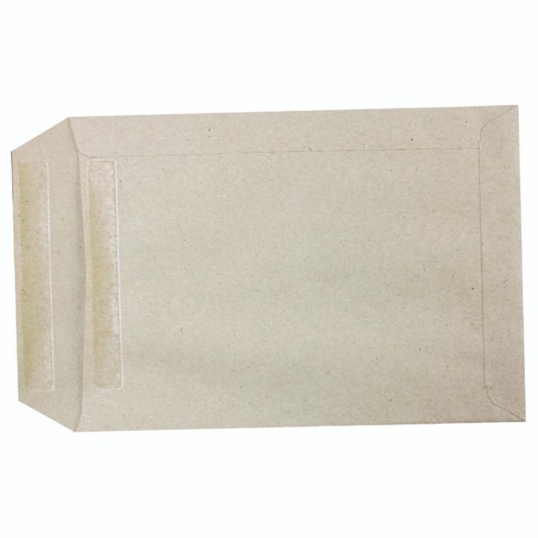 KF3516 Q-Connect C5 Envelopes Pocket Self Seal 80gsm Manilla Pack 500 KF3516