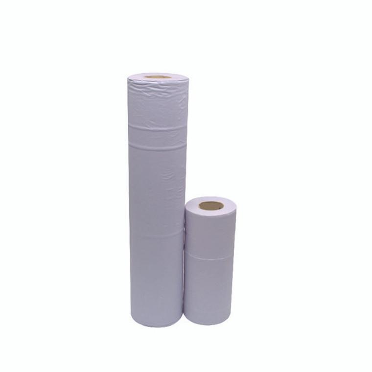 KF03806 2Work 2-Ply Hygiene Roll 10 Inch Blue Pack 24 F03806