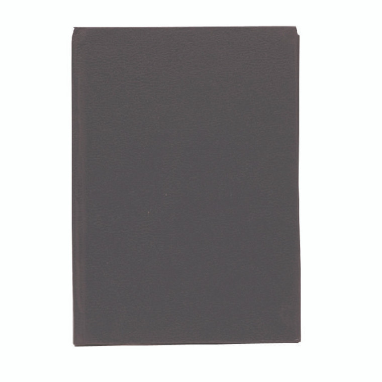KF01065 Q-Connect Casebound Index Notebook 96 Pages A6 A00064