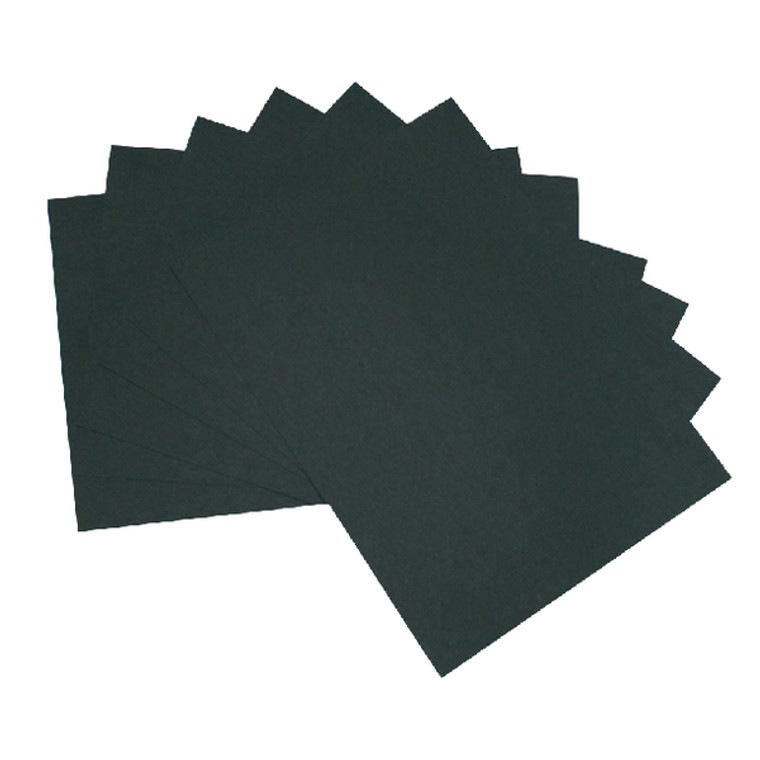 RI21015 A3 Coloured Card 210gsm Black Pack 20 KHR121015