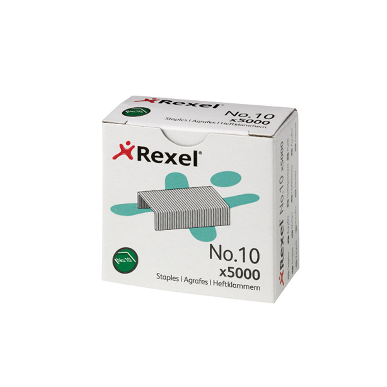 RX05025 Rexel No 25 Staples 4mm Pack 5000 05025