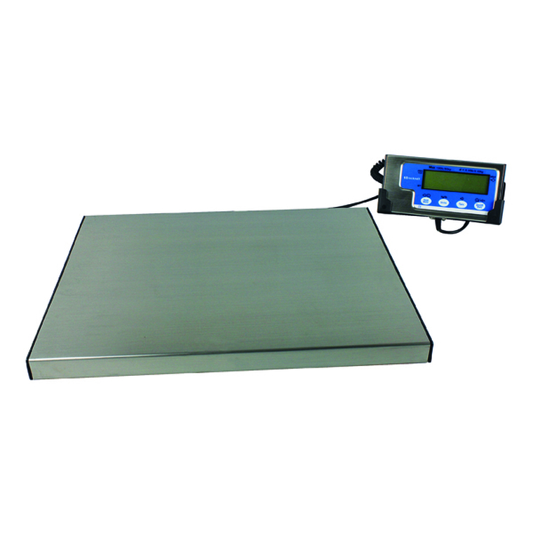 SL00321 Salter Electronic Parcel Scale 60 kg Detachable LCD screen hold tare functions X20Gms WS60