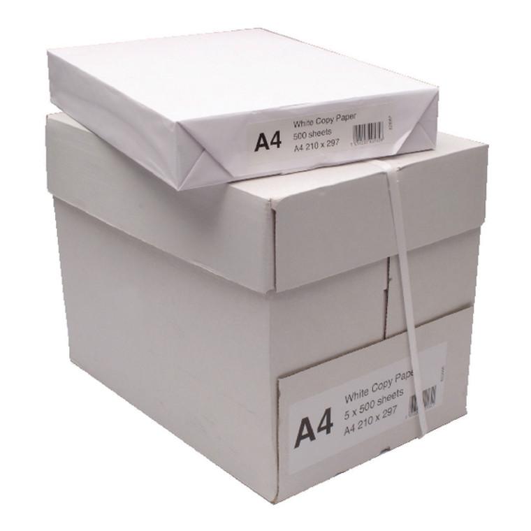 WX01087 Copier A4 Paper 70gsm White 500 Sheets WX01087