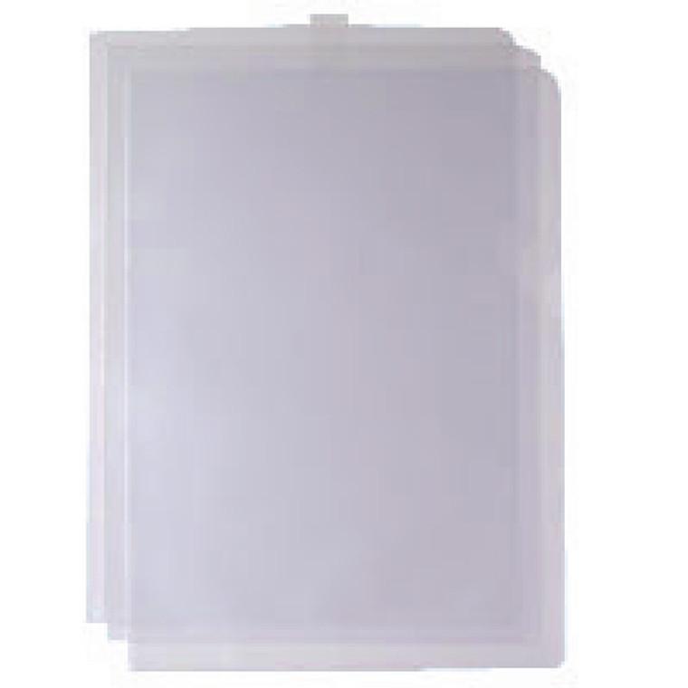 WX24002 A4 Cut Flush Folders Pack 100 WX24002