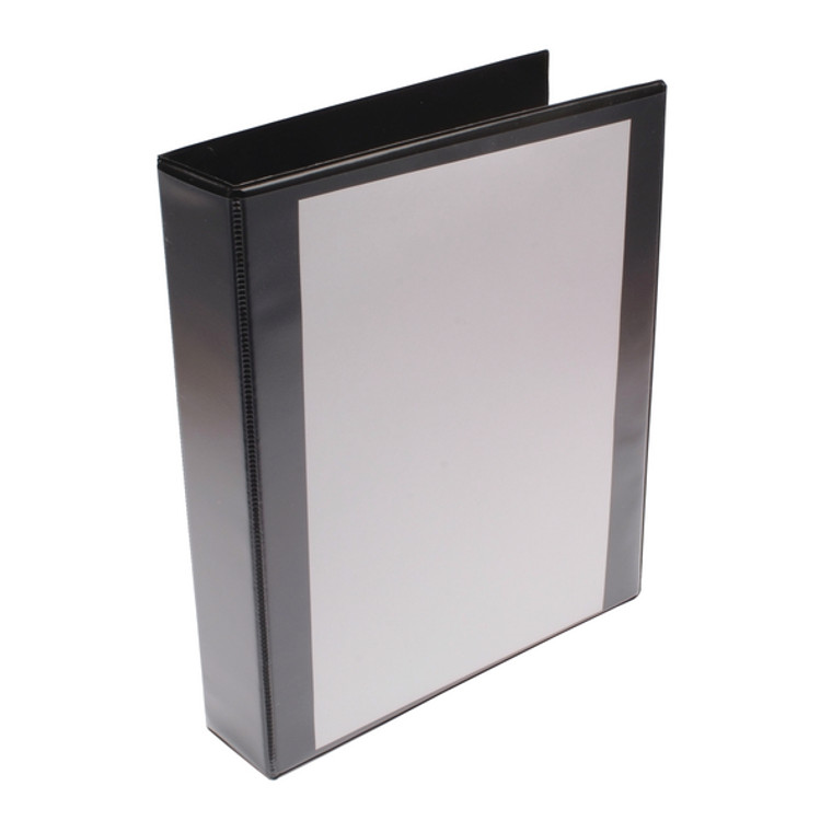 WX01332 Black 40mm 4D Presentation Ring Binder Pack 10 WX01332